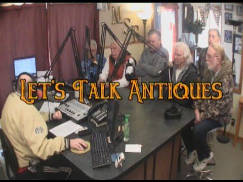 Let's Talk Antiques 106 02-11-2015