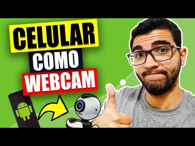 Como Usar Celular como WebCam por USB em 2020 | DroidCam | ATUALIZADO