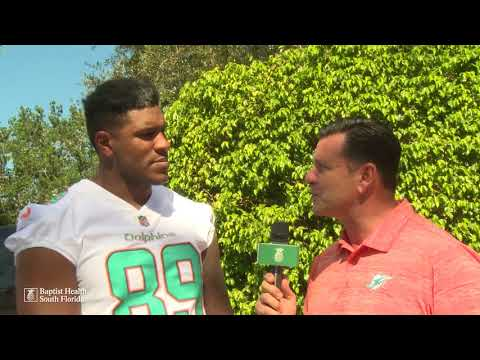 One-On-One With Julius Thomas Presented by Baptist Health South Florida