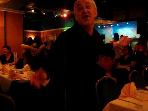 Keiths Greek Dancing and Beyonce Shaking Booty Dance