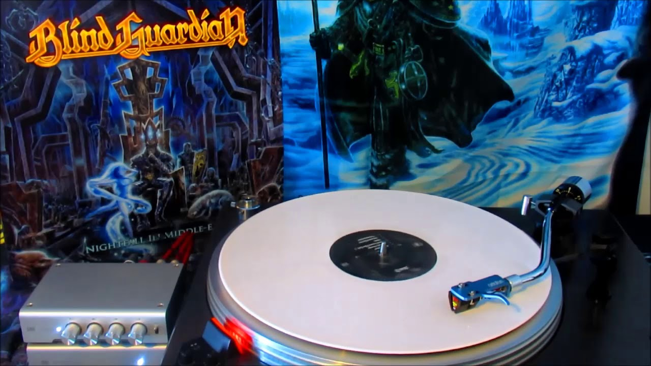 Blind Guardian 168 Doom 168 Bonus Track From Nightfall In Middle