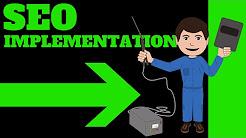 SEO Implementation 2018 👨🔧 ( Advanced SEO Walk Through )