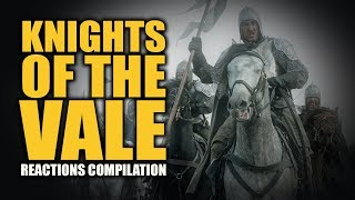 Game Of Thrones Season 6   Knights of the Vale Reactions Compilation