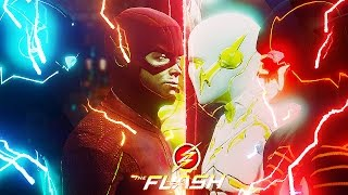 The Flash - ALL SPEEDSTERS RACE ! (Ultimate Flash)