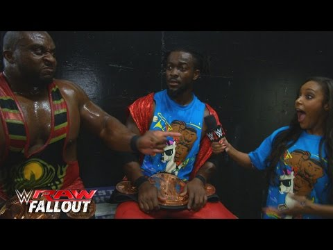 Its A Bad Day For The New Day Raw Fallout October - 27 people really bad day