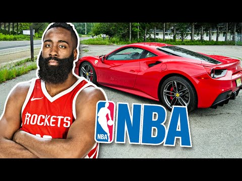 The Most Expensive Cars of NBA Players
