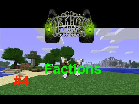 Minecraft | Factions Survival - Part 4: RECRUIT TRIAL ADVENTURE ✔