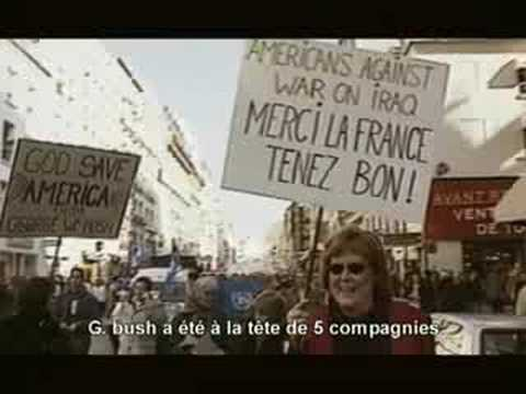 BEING W : French Movie about President Bush