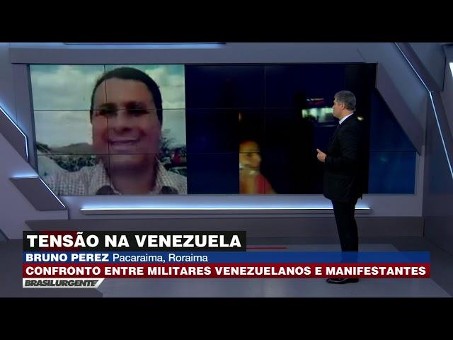 Bruno Perez fala sobre migração entre Venezuela e Brasil