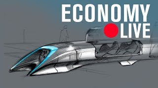 Is hyperloop the future of transportation? | LIVE STREAM