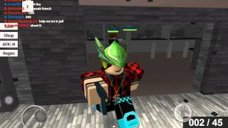 Roblox Cops and Robbers -BG