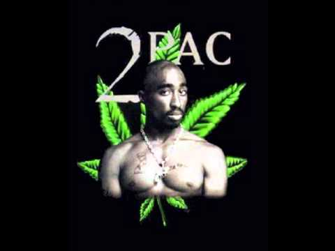 2pac - Pass the weed