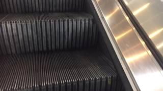 Cambridge MA Montgomery Escalators @ Best Buy , CambridgeSide Galleria