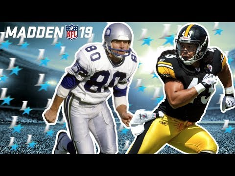 ALL MADDEN 19 LEGENDS LEAKED IN FILES