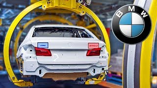 BMW Factory – Integration of A.I. in the Production Line