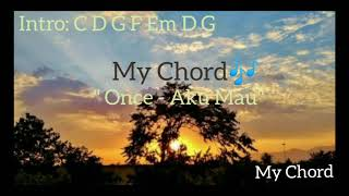 Once - Aku Mau (Lirik,Chord/Kunci Gitar)