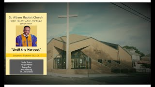 St. Albans Baptist Church Online Service  8.2.2020