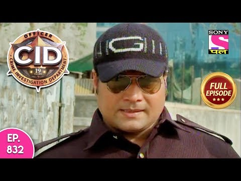 CID - Full Episode 832 - 24th November, 2018