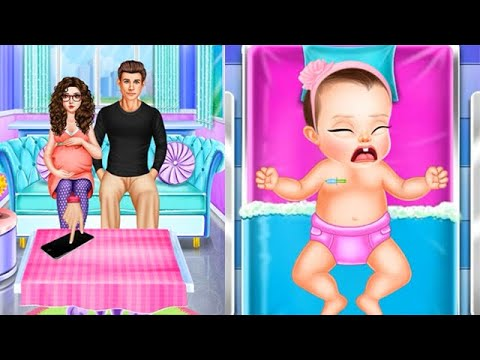 Baby Taylor Caring Story Newborn – Baby Taylor Games – Kids Game Videos By Baby Games Videos