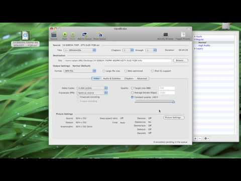 How to convert video file into Iphone format