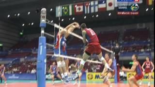 Мировая лига 2012. 1 тур. Россия-Сербия 18.05.2012