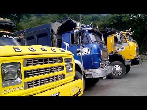 Volquetas fiat 673 nr Colombia