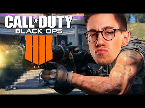 Call Of Duty Black Ops 4 Blackout Beta!