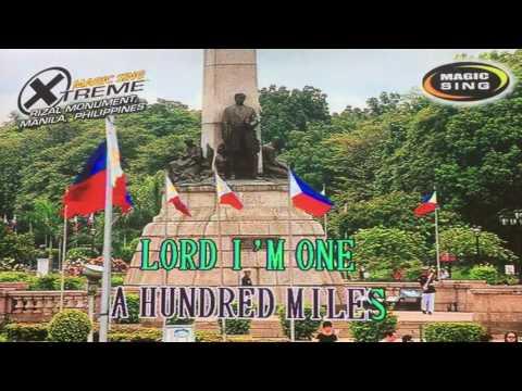 500 Miles by Peter Paul & Mary - Karaoke