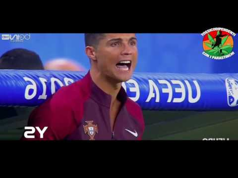 Portogallo Francia, la sciabbarabba finale di Cristiano Ronaldo