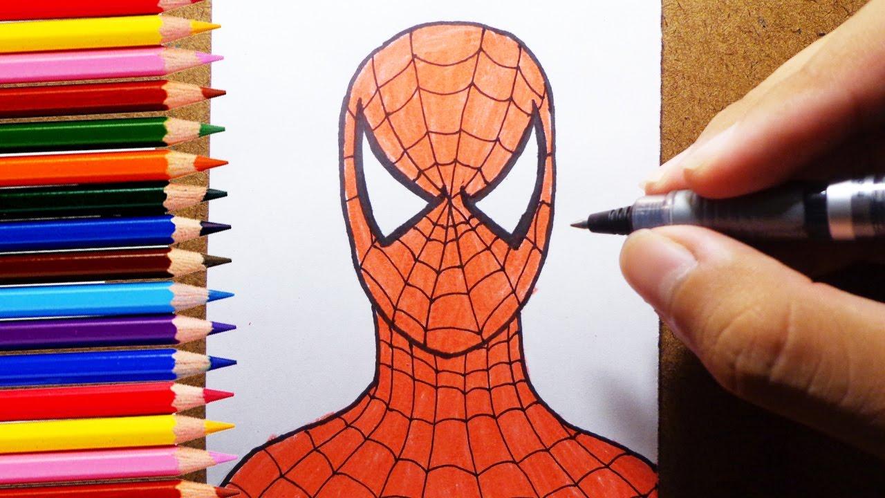 Desenhos Do Homem Aranha Para Colorir E Imprimir Mimo Kids