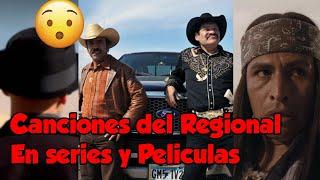 Canciones del Regional Mexicano que salieron en Videojuegos, Peliculas y Series (Pura perrona)