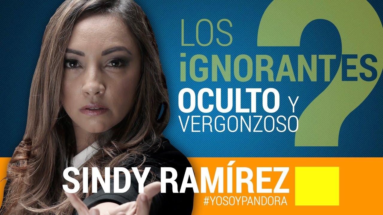 Sindy Ramírez - Oculto y Vergonzoso