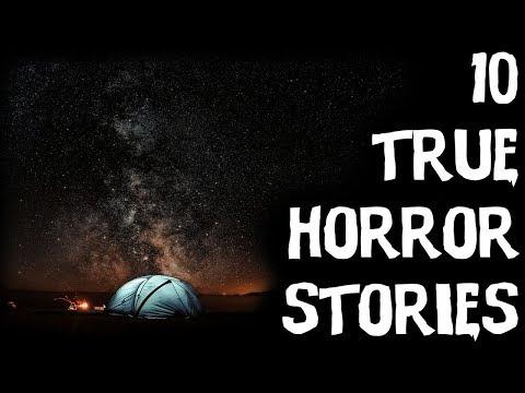10 TRUE TERRIFYING & Unexplainable  Horror Stories From Reddit 2018