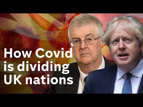 Covid pitting nation against nation in UK