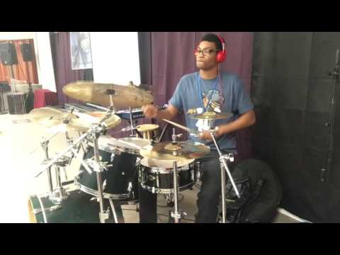 John P Kee-Rain On Us (Drum Cover)