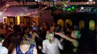 Wedding DJ Review Lancaster PA All Party Starz DJ at Tellus360