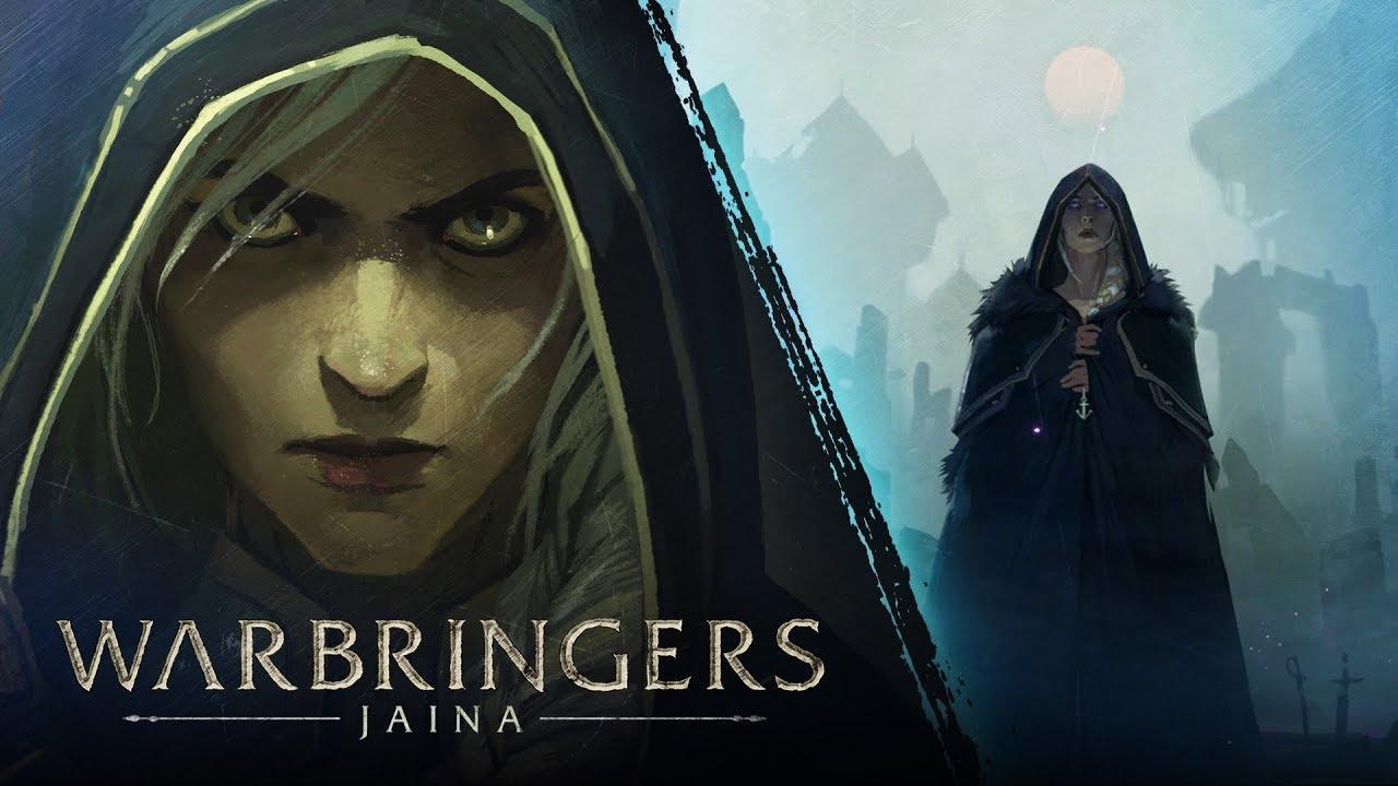Warbringers: Jaina #1