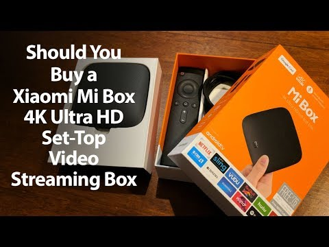 Should You Buy a Xiaomi Mi Box Review 4K Android TV Streaming Box - A RoXolid Review