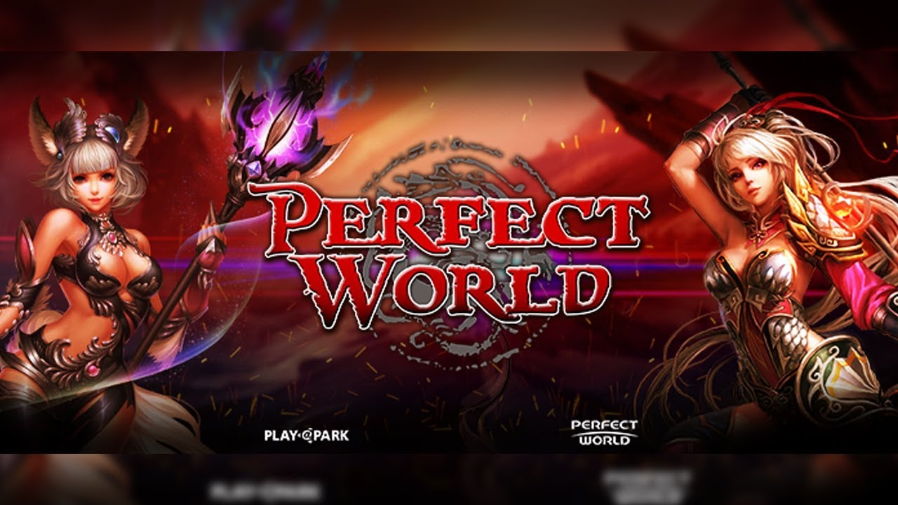 Playpark perfect world