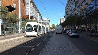 Tram Lyon | TCL Alstom Citadis 302/402 | Rhônexpress Stadler Rail Tango | 2019