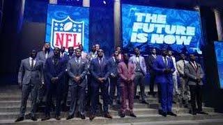 NFL Draft Livestream Rounds 2-3!!!