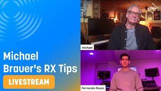 Michael Brauer Livestream | iZotope RX Demo
