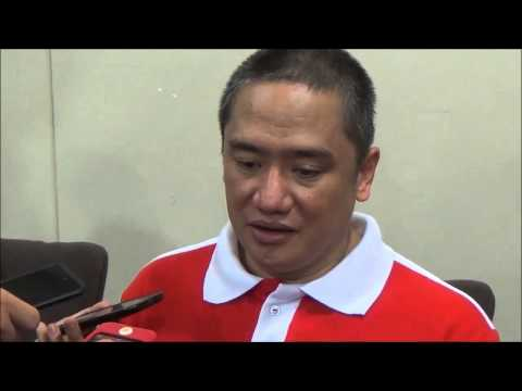 Fernandez wins crown for San Beda on first year as coach