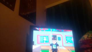 First video on X box meep city on roblox!?!?!
