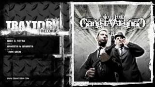 Nico & Tetta - Gangsta & gangsta (Traxtorm Records - TRAX 0078)