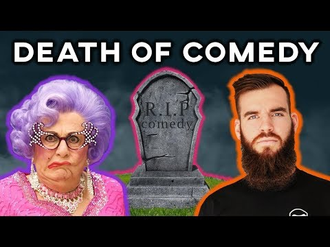 The Death Of Australian Comedy