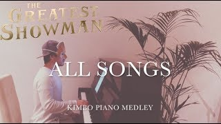 The Greatest Showman - All Songs (Piano Medley) [+Sheets]