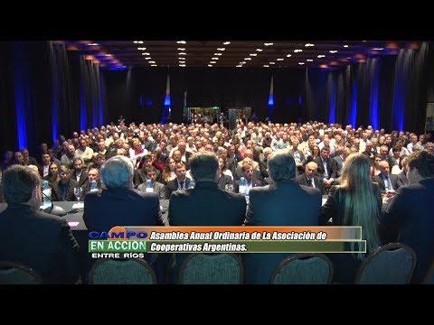 """Claudio Soumoulou - Pte. Asociación Cooperativas Argentinas - """"El sector cooperativo necesita previsibilidad"""""""