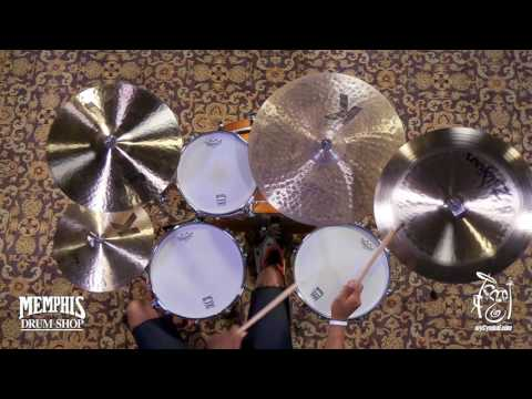 """Zildjian 19"""" K China Cymbal - 1473g (K0885-1061317Q)"""