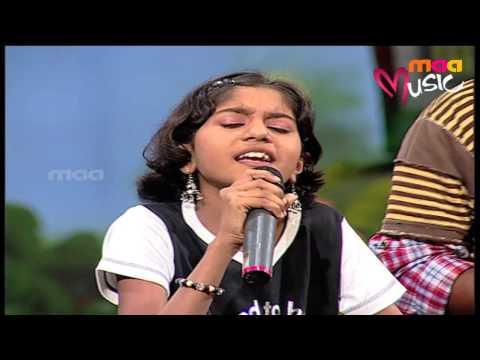Super Singer 2 Episode 6 : Madhupriya Performance  Aadapilla Aadapillani